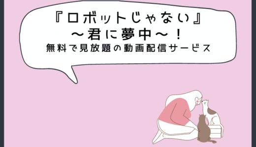 『ロボットじゃない〜君に夢中!〜』日本語字幕付き無料で見放題の動画配信サービス