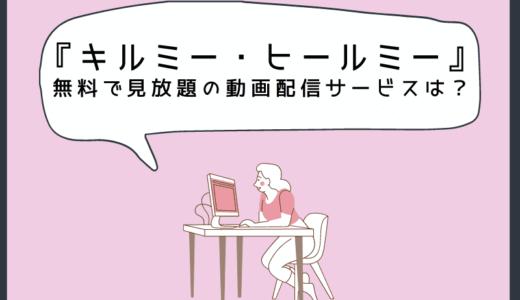 キルミー・ヒールミー(韓国ドラマ)日本語字幕付き無料で見放題の動画配信サービス