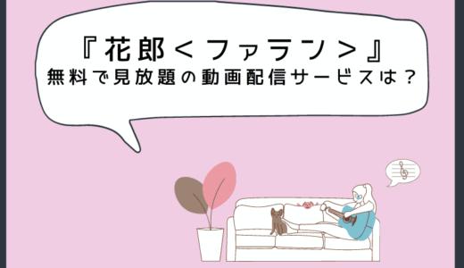 花郎<ファラン>の動画は、NetflixやHulu、Amazonプライム・ビデオなど、どこで配信?