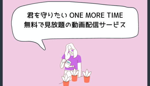 エル主演『君を守りたい~ONE MORE TIME~』を無料で見放題の動画配信サービス